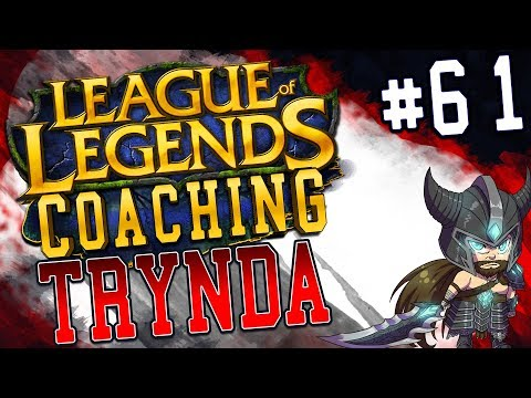 NEACE: TRYNDAMERE TOP COACHING 61 SILVER, DATING & HOW TO CARRY AS A SPLIT PUSHER