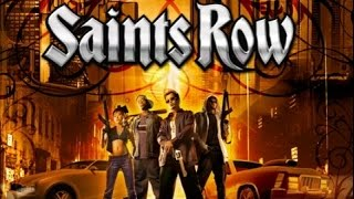 Saints Row all cutscenes HD GAME