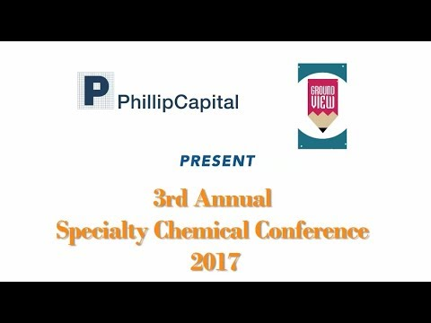 Specialty Chemical Conference 2017 || Panel Discussion