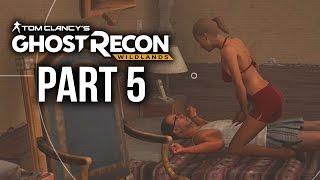 GHOST RECON WILDLANDS Gameplay Walkthrough Part 5 - CARZITA (Full Game)