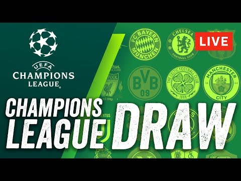 Champions League 2017-18 LIVE draw! Who will Neymar, Dembele, Messi & Ronaldo face?