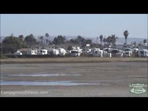 CampgroundViews.com - Bernardo Shores RV Park Imperial Beach California CA