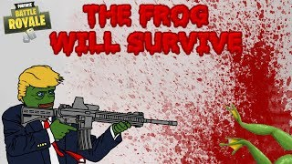 FortNite Xmas update, THE FROG WILL SURVIVE, 12 Days of Giveaways
