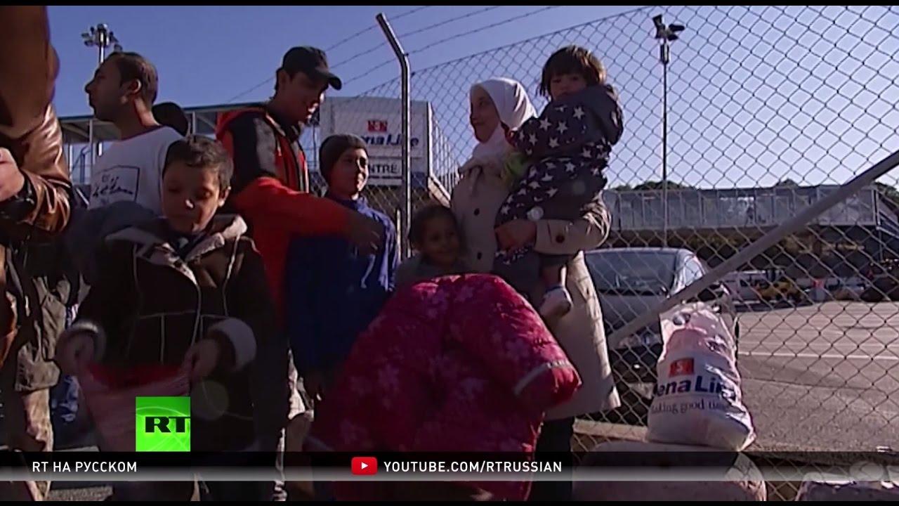 Жители Швеции выступили против депортации афганских детей-беженцев