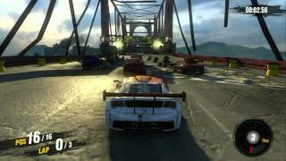 Motorstorm Apocalypse - Aces High, A Bridge To Nowhere