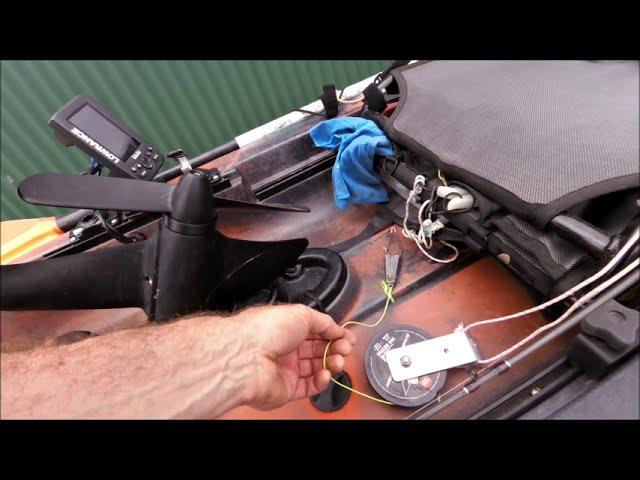 Native Watercraft Manta Ray Propel walk-through and rigging