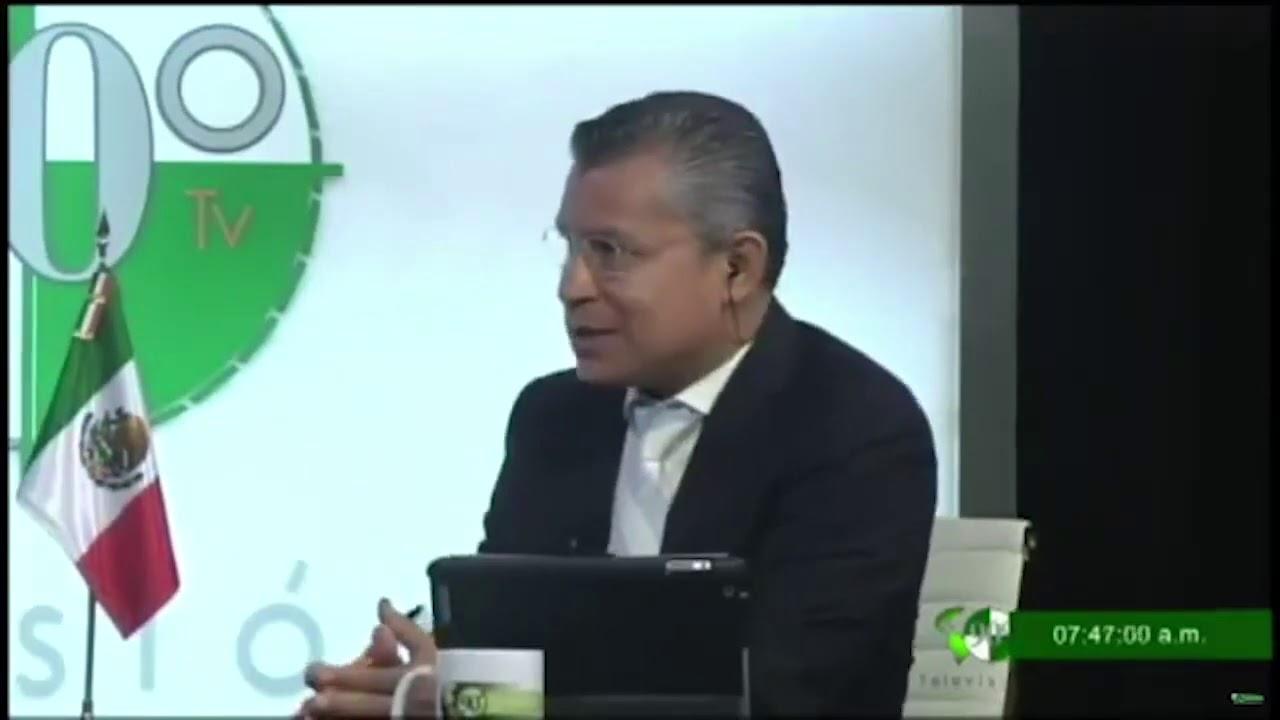 Entrevista con Fermín Bernabé Bahena Diputado