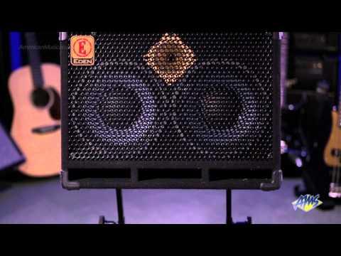 Eden D210XST Bass Guitar Amplifier Cabinet - Eden D210XST