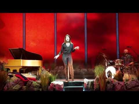 Lana Del Rey - Summertime Sadness - Houston - LA To The Moon Tour