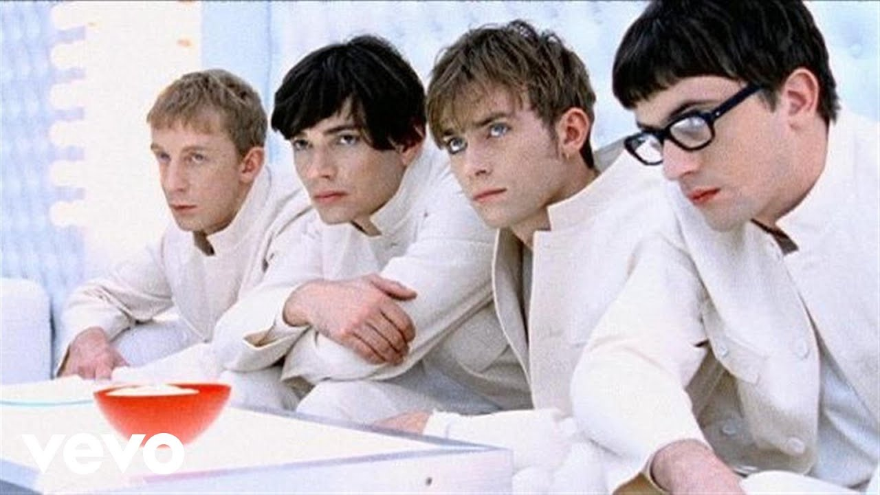 Blur - The Universal - YouTube