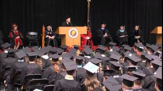 Commencement 2014   Senator Susan Collins Speech
