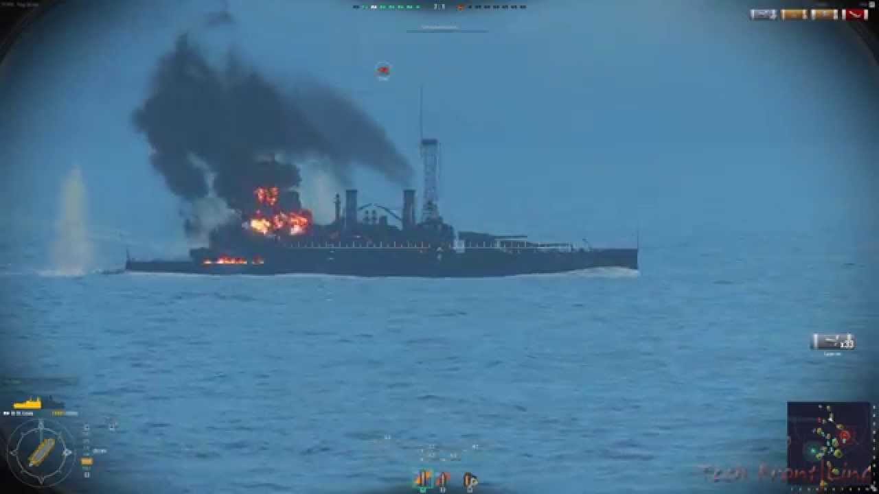 World Of Warships Class III Cruiser St Louis US Map - St louis on us map