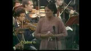 LEILA  GUIMARÃES & PLACIDO DOMINGO - OTELLO ATO ll - DOVE GUARDI SPLENDONO RAGGI- BY G. VER
