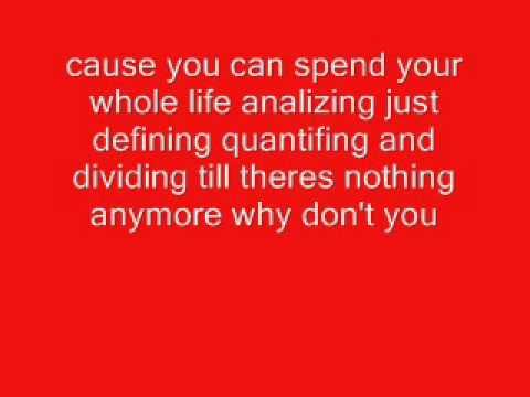 Hilary Duff- The Math Lyrics