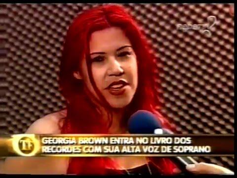GEORGIA BROWN - TV FAMA