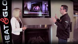 Learn How To Safely Mount A Tv Above A Fireplace With Jetmaster Heat & Glo