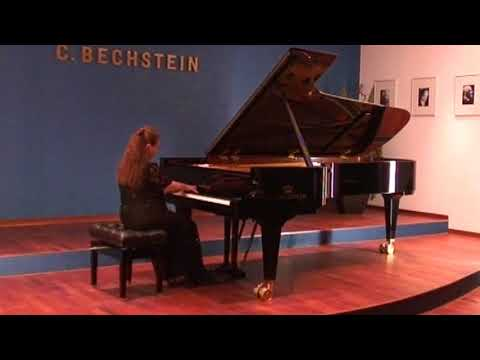 "Lilya Zilberstein plays Beethoven : Piano Sonata No. 23 F Minor, Op. 57  ""Appassionata"""