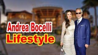 Andrea Bocelli (Amazing Grace) Lifestyle 2020 ★ Girlfriend & Biography