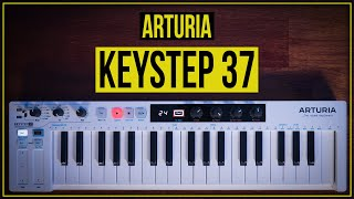 Arturia KeyStep 37 – First Impressions and Review
