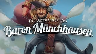 Holy Klassiker - 03 - Die Abenteuer des Baron Münchhausen (Hörspiel komplett)