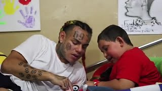 6ix9ine-does-quot-make-a-wish-quot-for-a-kid-with-brain-cancer-tekashi69-make-a-wish-emotional