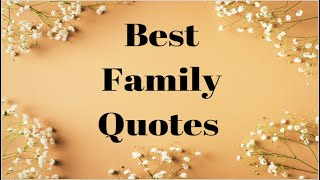 Top Quotes & Sayings About Your Family screenshot 3