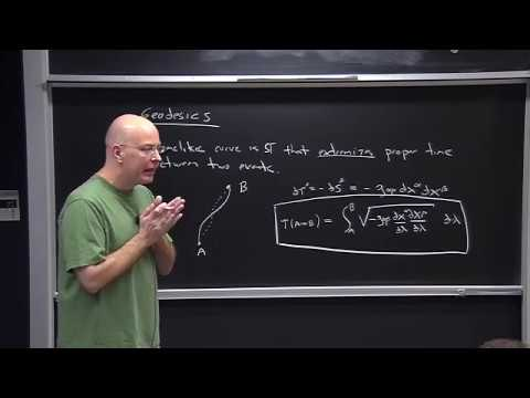 An advanced course in general relativity Lecture 2