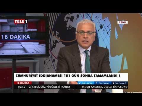 18 Dakika - Merdan Yanardağ & Emre Kongar (4 Nisan 2017) | Tele1 TV