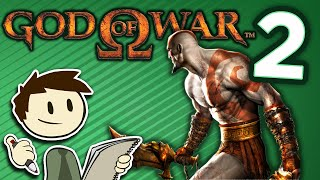 The Animation of God of War - 2: Kratos - Extra Play