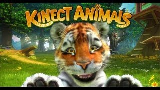 Kinectimals - Xbox360 With Kinect Part 1 True Hd - Quality 1080