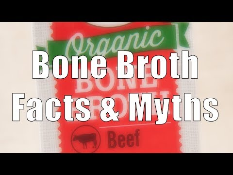 Bone Broth Facts & Myths (700 Calorie Meals) DiTuro Productions