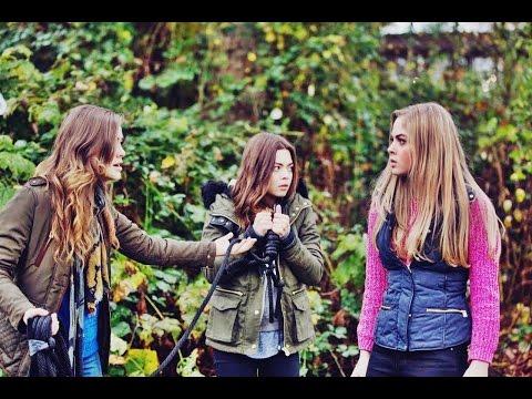 Sorority Murder 2015   Scarlett Byrne, Nicole Muñoz, Sarah Dugdale