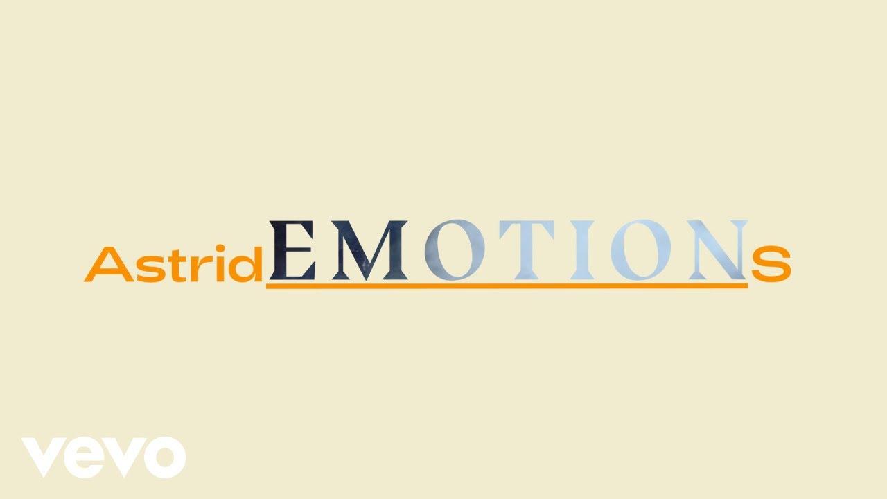 Astrid S - Emotion (Lyric Video)