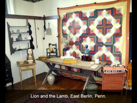 The Historic East Berlin Antiques Show
