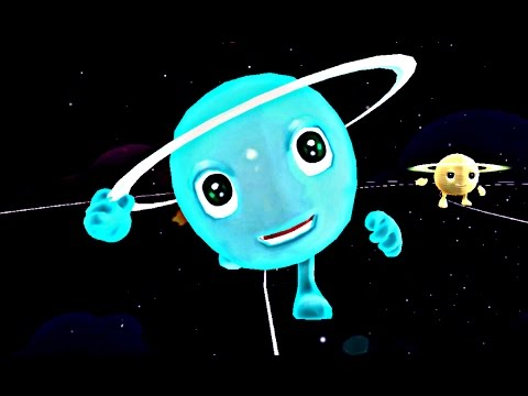 The Solar System for Kids by BabyBus - Teaching Kids Planet and Space with Baby Panda Educational