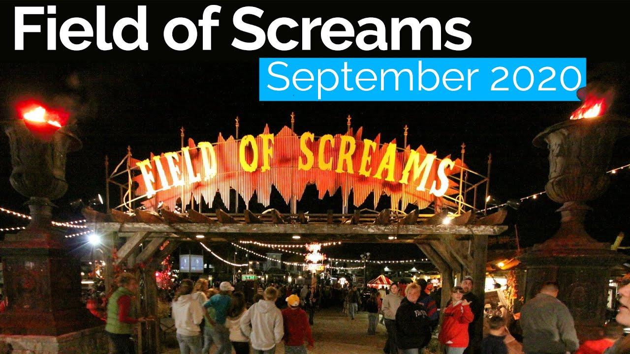 Download America's #1 Haunted Attraction   Field Of Screams September 2020 Haunt Visit