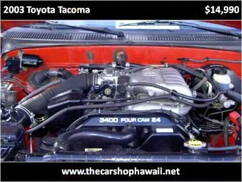 Toyota Kaneohe Used Cars
