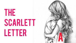 The SCARLET LETTER   | Nathaniel Hawthorne | Hindi | clear summary |by Shaifali |