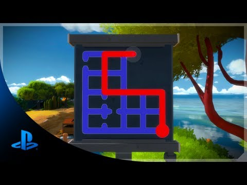 The Witness - Announce Trailer - 0 - The Witness – Announce Trailer