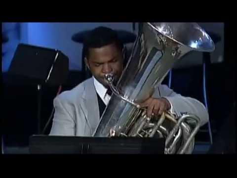 De'Marcus Walker Tuba - Andante and Rondo by Antonio Capuzzi