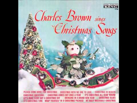 """Charles Brown – """"Bringing In A Brand New Year"""" (King) 1961 - YouTube"""