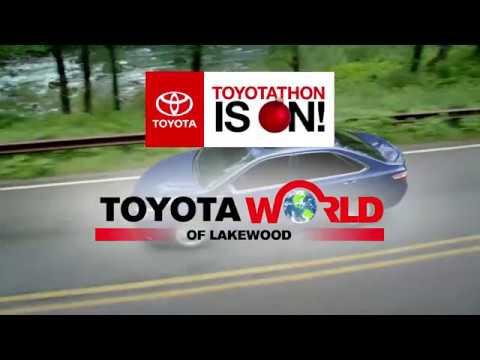 Toyota World Of Lakewood  December Toyotathon