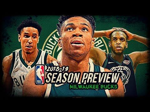 2018-19 NBA Season Preview: Milwaukee Bucks: Giannis Antetokounmpo   Khris Middleton