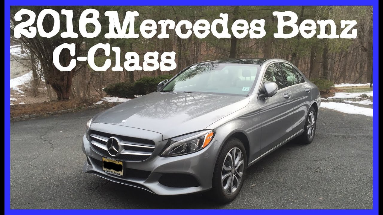 2016 mercedes benz c300 review - mercedes 2016 c class reviews