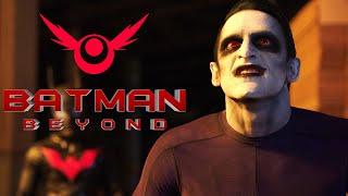 BATMAN BEYOND - RETURN OF THE JOKER   RE:Anime