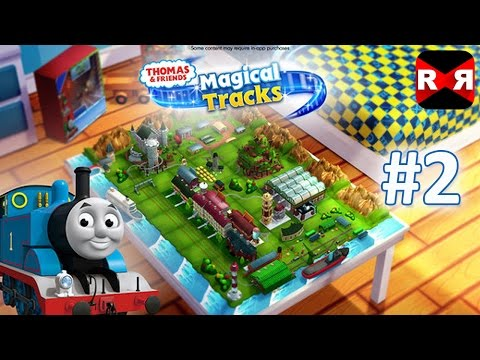 Thomas and Friends: Magical Tracks - Kids Train Set - All Surprise Packs & Characters Unlocked #2