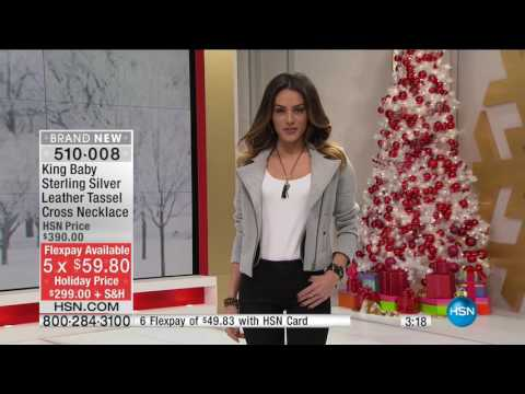 HSN | King Baby Jewelry Gifts 12.01.2016 - 02 AM