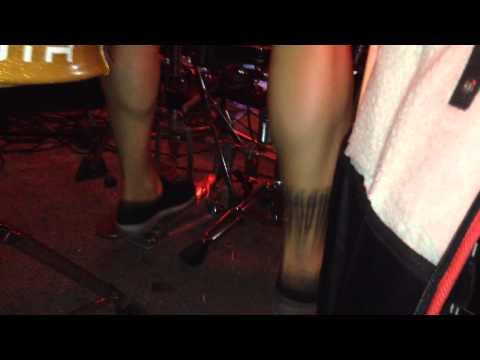 ABNORMITY -- Guttural Bleeding  BRDNTR  drum cam