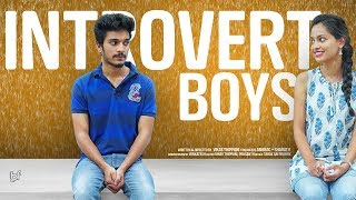 Introvert Boys be like | Boy Formula | ChaiBisket