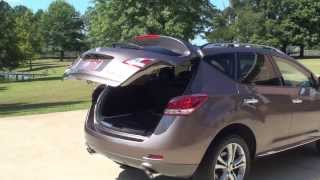 HD VIDEO 2012 NISSAN MURANO LE SUV BRONZE LEATHER USED FOR SALE SEE WWW SUNSETMILAN COM
